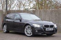 2015 BMW 3 SERIES 3.0 335D XDRIVE M SPORT TOURING 5d AUTO 308 BHP £17500.00