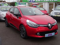 USED 2015 65 RENAULT CLIO 0.9 DYNAMIQUE NAV TCE 5d 89 BHP £0 DEPOSIT FINANCE AVAILABLE...1 PRIVATE OWNER FROM NEW....CALL TODAY ON 01543 877320