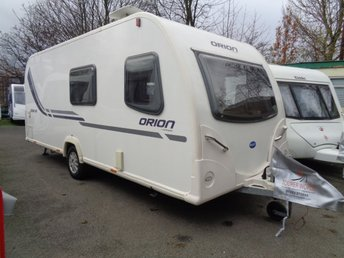 2013 BAILEY ORION 530/6 6 BERTH ( 2013 YEAR ! ) £11989.00