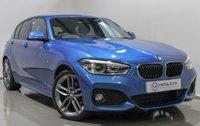 USED 2015 65 BMW 1 SERIES 1.5 118I M SPORT 5d 134 BHP