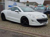 2011 PEUGEOT RCZ 1.6 THP GT 2d 156 BHP £6900.00