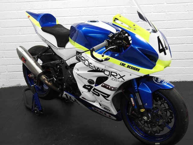 2017 Suzuki Gsxr1000r Gsxr 1000 Ral7 £17,000