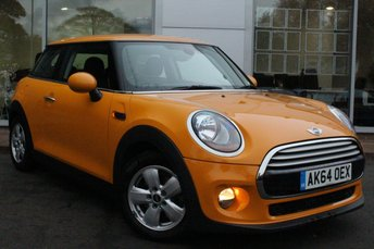 2014 MINI HATCH COOPER 1.5 COOPER 3d 134 BHP £8699.00