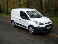 2017 FORD TRANSIT CONNECT 1.0 200 TREND P/V 1d 100 BHP PETROL £9995.00