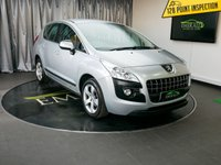 USED 2011 11 PEUGEOT 3008 1.6 SPORT HDI 5d 112 BHP £0 DEPOSIT FINANCE AVAILABLE, AIR CONDITIONING, AUX INPUT, BLUETOOTH CONNECTIVITY, CLIMATE CONTROL, CRUISE CONTROL, ELECTRONIC PARKING BRAKE, PARKING SENSORS, SPEED LIMITER, STEERING WHEEL CONTROLS, TRIP COMPUTER