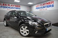 USED 2015 15 VOLVO V40 2.0 D2 CROSS COUNTRY LUX 5d AUTO 118 BHP Full Leather, DAB Radio, Bluetooth, Cruise control, 1 Owner