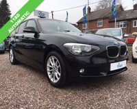 USED 2013 63 BMW 1 SERIES 2.0 118D SE 5d AUTO 141 BHP