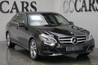 USED 2015 15 MERCEDES-BENZ E CLASS 2.1 E220 BLUETEC SE 4d AUTO 174 BHP Sharp Styling, Exceptional Refinement and Impressive Fuel Figures, This Stylish Executive Saloon offers the Best of Both Worlds with a Luxurious Specification and Economy of 64.3mpg with Just £30 a Year Road Tax. Presented in Metallic Black with Full Black Leather Heated Seats and 17 Inch Alloys. The E220 is Packed Full of Technology Including; Command HDD Satellite Navigation, Bluetooth Telephone Connectivity, DAB Radio, Voice Control, Front and Rear Park Distance Control