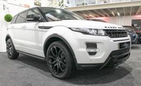 USED 2012 12 LAND ROVER RANGE ROVER EVOQUE 2.2 SD4 DYNAMIC 5d AUTO 190 BHP *RED WING BACK SEATS+PAN ROOF*