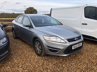 USED 2012 12 FORD MONDEO 2.0 EDGE TDCI 5d 138 BHP