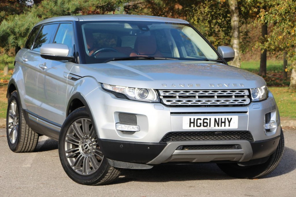 Range Rover Evoque Prestige Lux Review