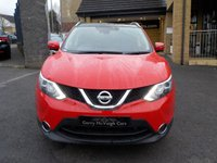 USED 2014 14 NISSAN QASHQAI 1.5 DCI TEKNA 5d 108 BHP TopSpec; Heated Leather Seats; Pan Roof; 360 Cameras/Sensors; Auto Lights/Wipers; Bi LED Lights