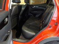 USED 2014 14 NISSAN QASHQAI 1.5 DCI TEKNA 5d 108 BHP TopSpec; Heated Leather Seats; Pan Roof; 360 Cameras/Sensors; Auto Lights/Wipers; Bi LED Lights