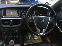 USED 2014 63 VOLVO V40 2.0 D3 SE LUX NAV 5d 148 BHP