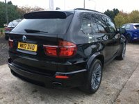 USED 2012 12 BMW X5 3.0 XDRIVE30D M SPORT 5d AUTO 241 BHP