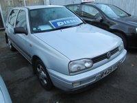 1998 VOLKSWAGEN GOLF 1.9 CL TDI 5d 89 BHP £695.00