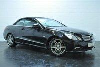 2010 MERCEDES-BENZ E CLASS 2.1 E250 CDI BLUEEFFICIENCY SPORT 2d AUTO 204 BHP £9995.00