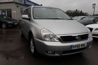 2010 KIA SEDONA 2.2 2 CRDI 5d AUTO 192 BHP £6995.00