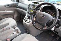 USED 2010 60 KIA SEDONA 2.2 2 CRDI 5d AUTO 192 BHP