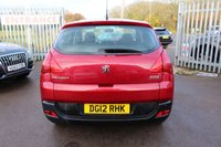 USED 2012 12 PEUGEOT 3008 1.6 ACTIVE 5d 120 BHP