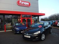 2013 VAUXHALL ASTRA 1.4 EXCLUSIV 5d 98 BHP £5995.00