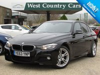 USED 2013 63 BMW 3 SERIES 2.0 318D M SPORT 4d 141 BHP Only 2 Owners From New