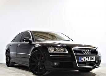 2007 AUDI A8 3.0 TDI QUATTRO SPORT 4d 229 BHP £6499.00