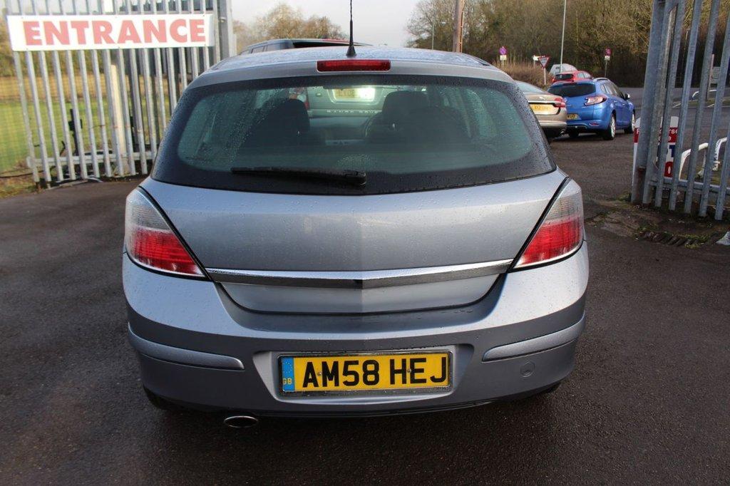 2008 Vauxhall Astra SXI £2,695
