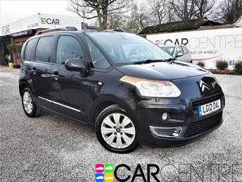View our 2012 12 CITROEN C3 PICASSO 1.6 PICASSO EXCLUSIVE EGS 5d AUTO 120 BHP