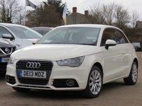2013 AUDI A1 1.6 TDI SPORT 3d 103 BHP £7995.00