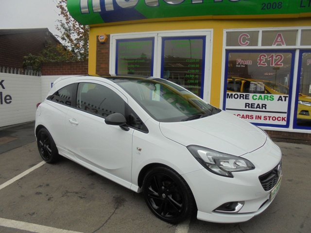 USED 2015 65 VAUXHALL CORSA 1.4 LIMITED EDITION 3d 89 BHP