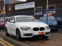 2012 BMW 1 SERIES 2.0 116D SPORT 5d  £SOLD