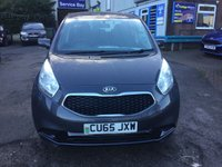 USED 2015 65 KIA VENGA 1.4 CRDI 2 5d 89 BHP, only 7000 miles, 1 Owner ***APPROVED DEALER FOR CAR FINANCE247 AND ZUTO  ***