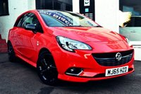 2015 VAUXHALL CORSA 1.4 LIMITED EDITION 3d 89 BHP £6995.00