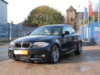 2012 BMW 1 SERIES 2.0 118D SPORT PLUS EDITION 2d  £9995.00