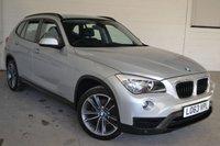 2014 BMW X1 2.0 XDRIVE18D SPORT 5d 141 BHP £10693.00