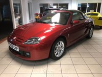 USED 2006 06 MG TF 1.8 140 2d 140 BHP
