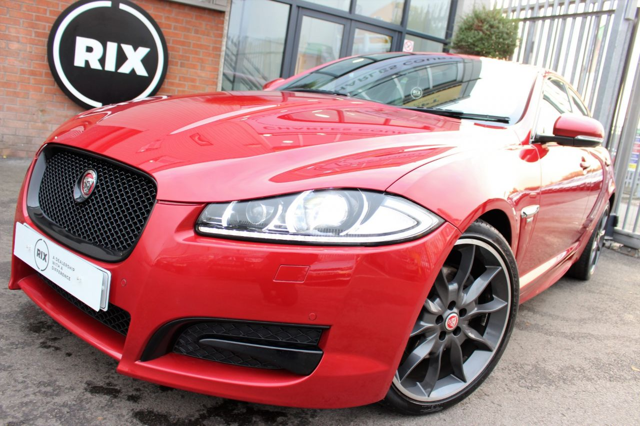 Used JAGUAR XF for sale