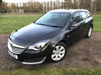 USED 2015 15 VAUXHALL INSIGNIA 2.0 DESIGN NAV CDTI ECOFLEX S/S 5d 160 BHP Full History Recent Service  Full Service History, MOT 11/19, Recently Serviced, DAB, Bluetooth Handsfree And Media Streaming, Sat Nav, Parking Sensors With Optical Countdown, X2 Keys, Auto Lights On, Auto Wipers, Full Set Of Carpet Mats, ONE Owner, Very Very Straight And Clean And Tidy Example, Drives And Looks Perfectly, Recent New Tyres, Multifunctional Steering Wheel, Full Onboard Trip Computer, Truly Stunning Unmarked Example, You Will Not Be Dissapointed!!!