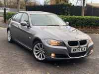 USED 2009 09 BMW 3 SERIES 2.0 320D SE 4d AUTO 175 BHP