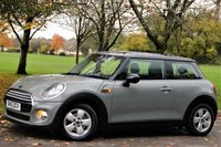 USED 2015 15 MINI HATCH COOPER 1.5 COOPER 3d AUTO 134 BHP