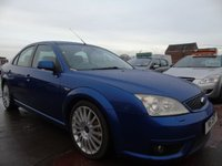 2004 FORD MONDEO 3.0 ST220 226 BHP FULL SERVICE LOW MILES £2495.00