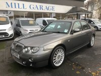 USED 2003 03 MG ZT 2.5 190 PLUS 4d 190 BHP