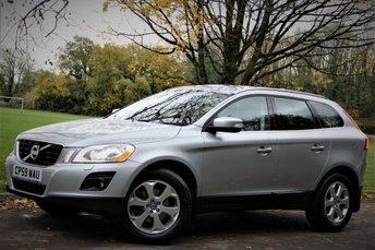 2010 VOLVO XC60 2.4 D5 SE LUX AWD 5d AUTO 205 BHP £10491.00