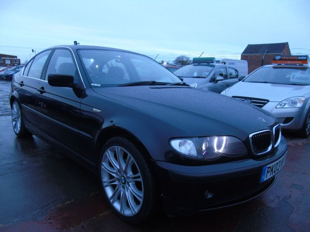 USED 2003 03 BMW 3 SERIES 2.0 320I SE PETROL FULL SERVICE DRIVES WELL