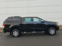 USED 2014 14 FORD RANGER 3.2 LIMITED 4X4 DCB TDCI 4d 197 BHP