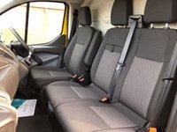 USED 2014 14 FORD TRANSIT CUSTOM 2.2 310 L1 H1 SWB 310 125 BHP