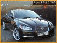 2009 JAGUAR XF 3.0 V6 S PREMIUM LUXURY 4d AUTO 275 BHP £8990.00
