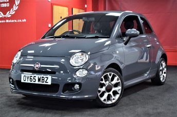 2015 FIAT 500 1.2 S 3d 69 BHP £6995.00