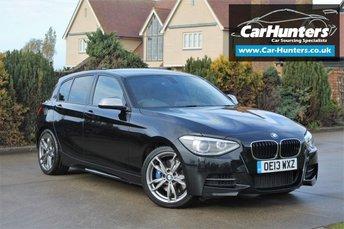 2013 BMW 1 SERIES 3.0 M135I 5d AUTO 316 BHP £15995.00